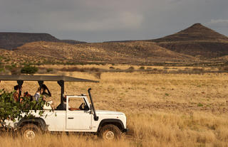 Etendeka Game Drives