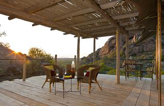 Erongo Wilderness Lodge - Luxury Tented Chalet