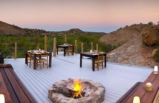 Erongo Wilderness Lodge - Dining