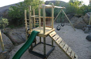 Erongo Wilderness Lodge - Playground